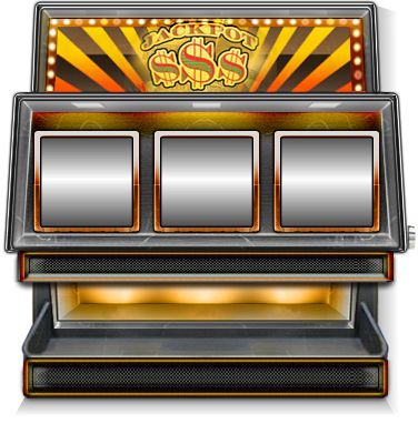 Logo slot machine